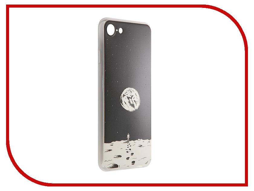 Аксессуар Чехол CaseGuru Коллекция Минимализм рис 7 для iPhone 7 88109 аксессуар чехол meizu m3 note caseguru коллекция спорт рис 2 89514
