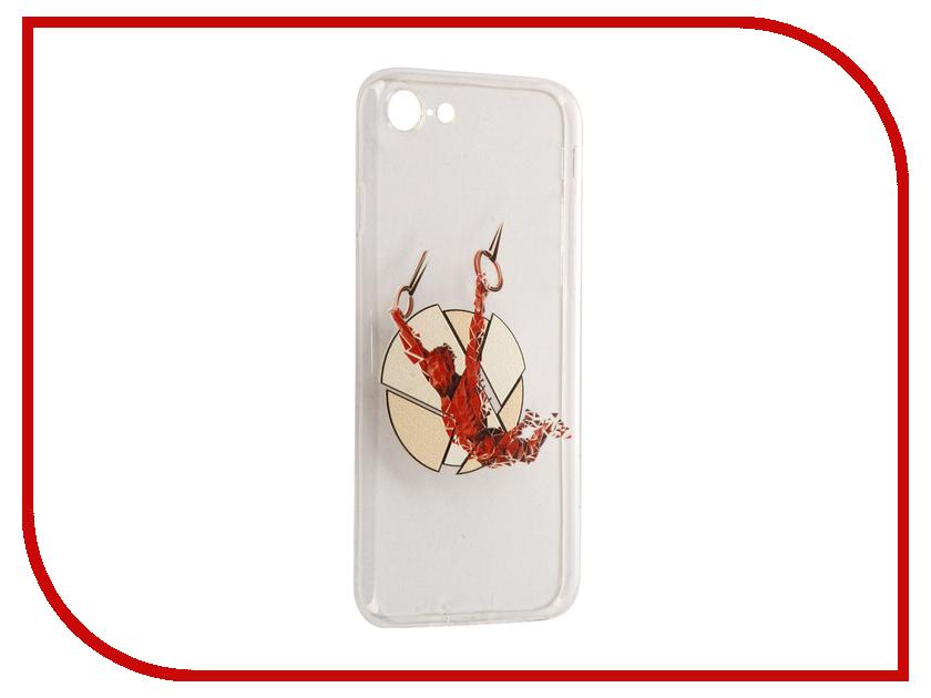 Аксессуар Чехол CaseGuru Коллекция Спорт рис 1 для iPhone 7 88121
