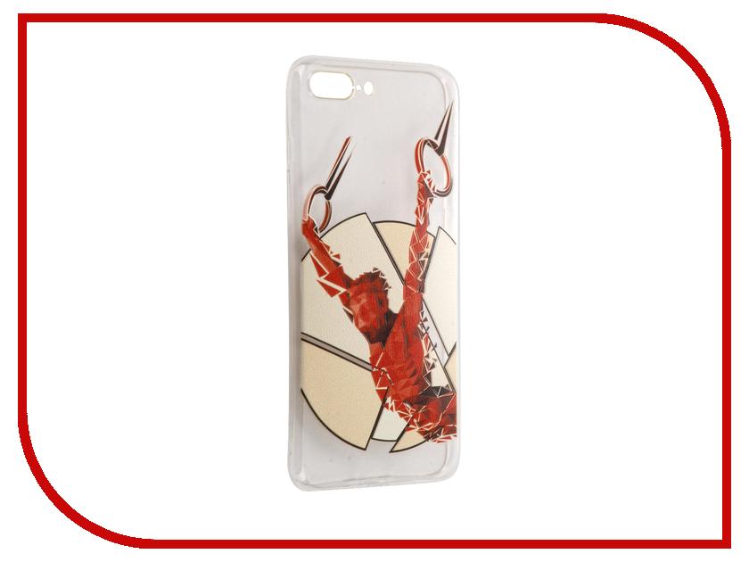 Аксессуар Чехол CaseGuru Коллекция Спорт рис 1 для iPhone 7 Plus 88169