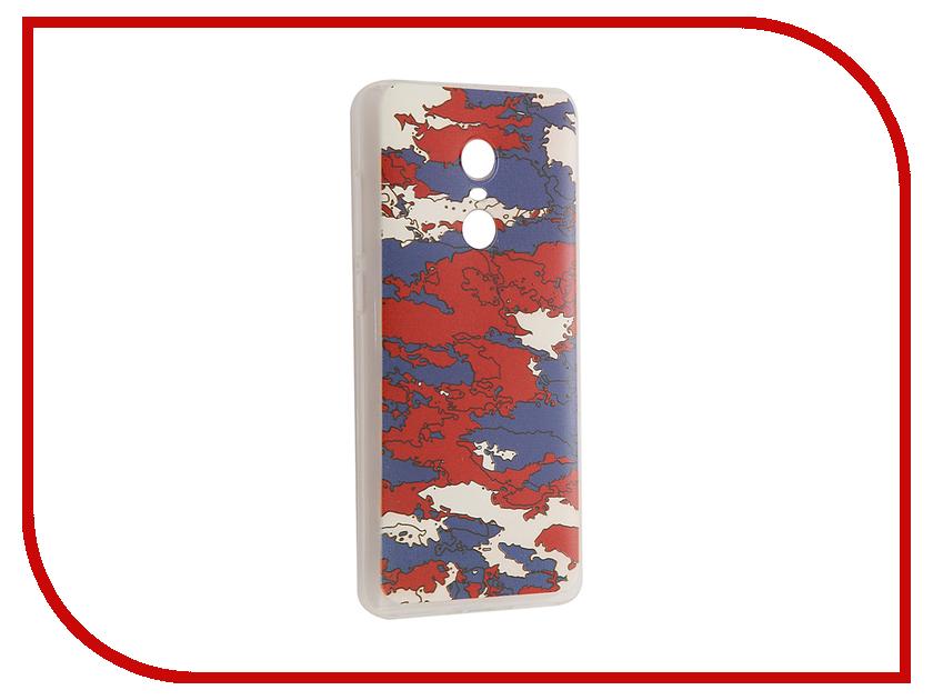 Аксессуар Чехол Xiaomi Redmi Note 4 CaseGuru Коллекция Патриотизм рис 2 90008