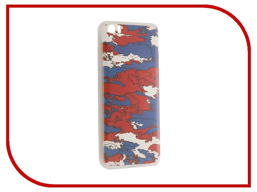 Аксессуар Чехол Xiaomi Mi5 CaseGuru Коллекция Патриотизм рис 2 89768
