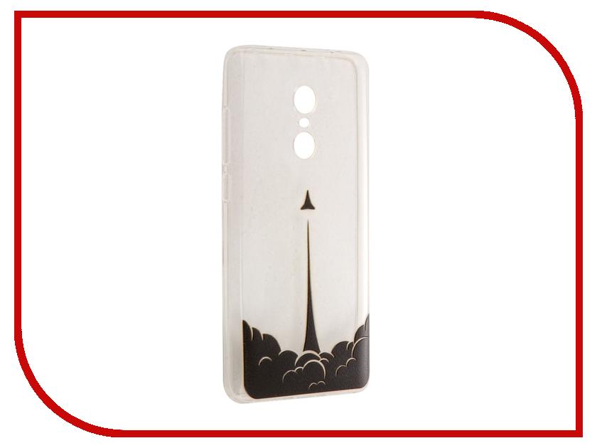 Аксессуар Чехол Xiaomi Redmi Note 4 CaseGuru Коллекция Минимализм рис 1 90023