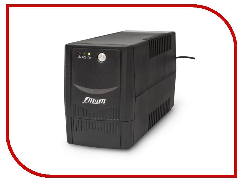 Источник бесперебойного питания PowerMan Back PRO 800 back power pro lcd 800 euro