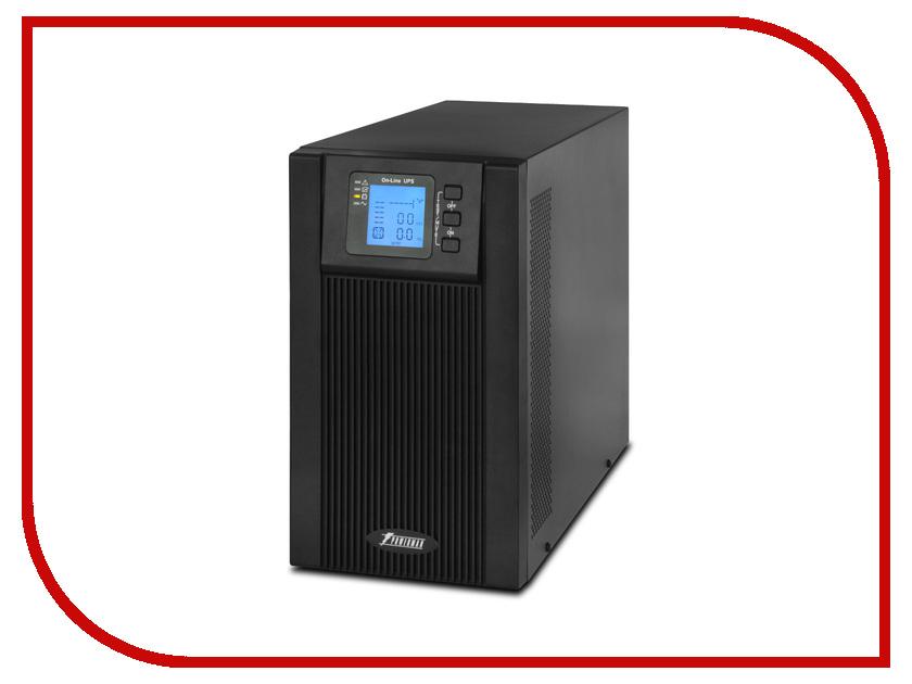 Источник бесперебойного питания PowerMan Online 3000 цена и фото