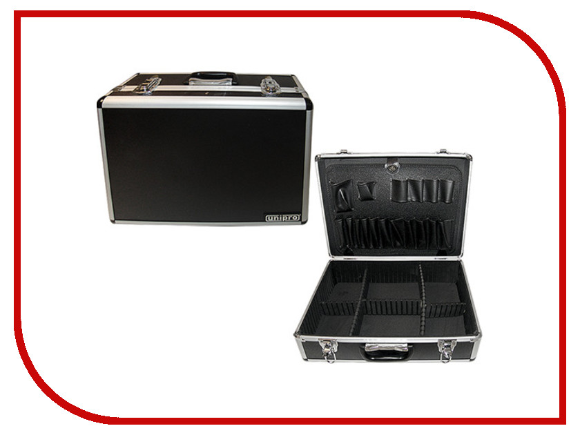 Ящик для инструментов Unipro 450x330x150mm Black 16923U