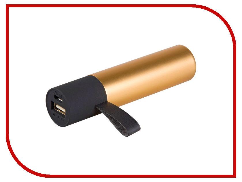 Аккумулятор Indivo stickBank 2600mAh Gold 2668.03