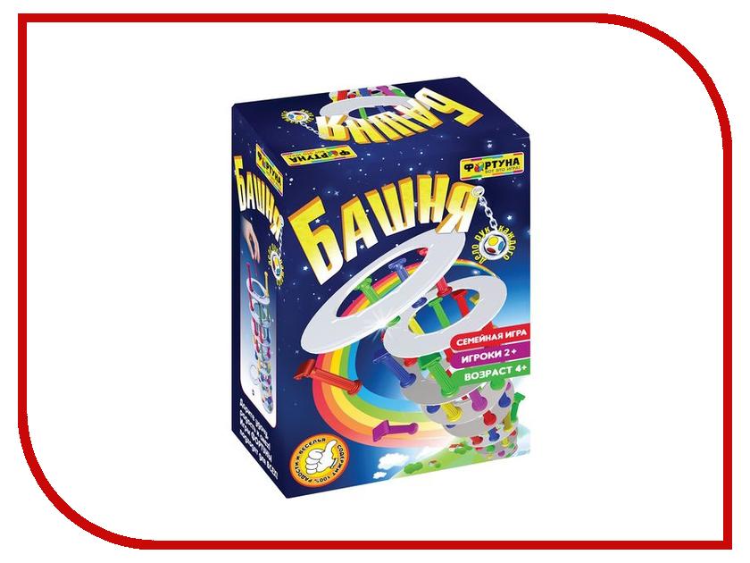 Настольная игра Фортуна Башня Ф71780 удлинитель космос 4 гнезда 3 м цвет белый
