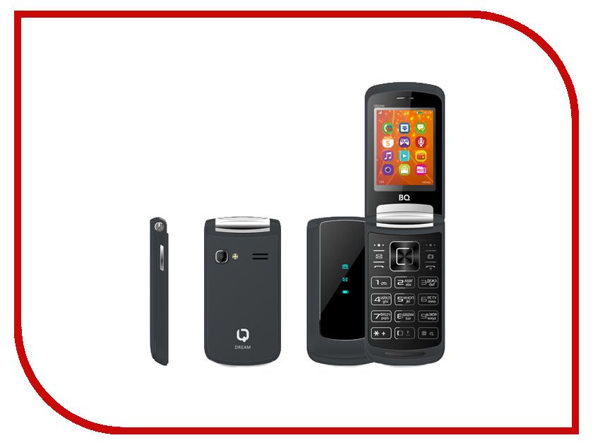 купить Сотовый телефон BQ 2405 Dream Black недорого