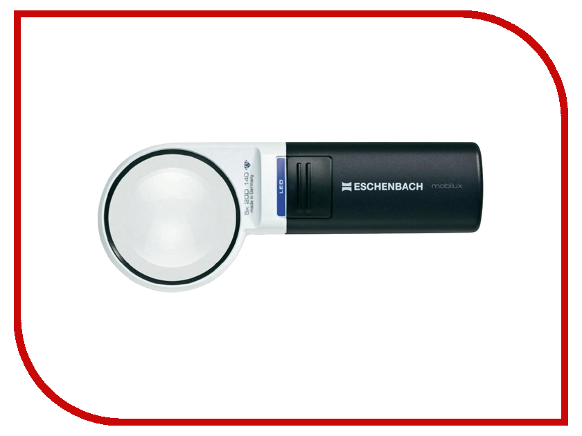 Оптическая лупа Eschenbach Mobilux LED 15115