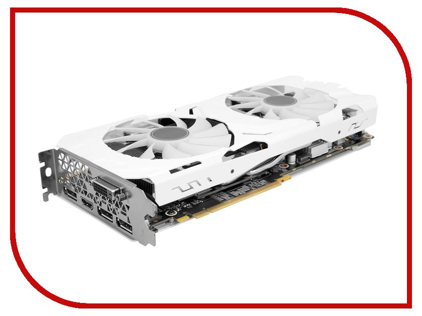 Видеокарта KFA2 GeForce GTX 1080 EXOC-SNPR 1657Mhz PCI-E 3.0 8192Mb 256 bit DVI HDMI HDCP White 80NSJ6DHN1WK 7125961
