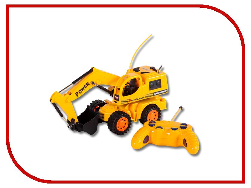Радиоуправляемая игрушка Mioshi Tech Экскаватор MTE1208-005<br>