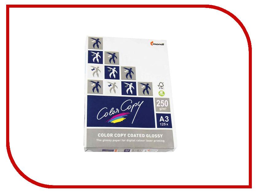 Бумага Color Copy Glossy A3 250g/m2 125 листов 138% White 110730