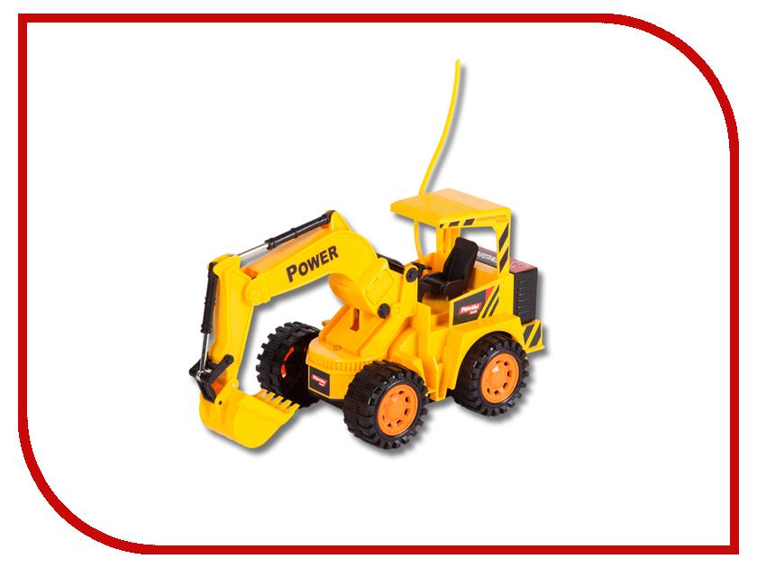 Радиоуправляемая игрушка Mioshi Tech Экскаватор MTE1208-001
