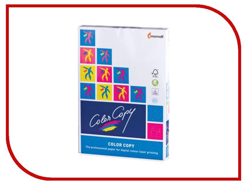 Бумага Color Copy A4 90g/m2 500 листов 161% White 110707 бумага iq premium a4 200g m2 250 листов a 169