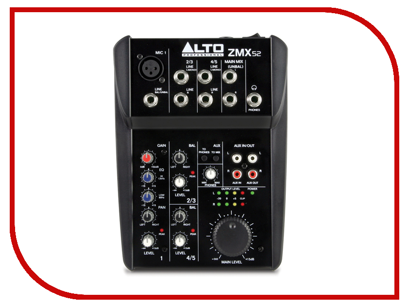 Пульт Alto ZMX52 пульт alto zmx52