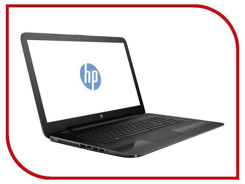 Ноутбук HP 17-x044ur 1BX95EA (Intel Core i3-6006U 2.0 GHz/6144Mb/1000Gb/DVD-RW/AMD Radeon R5 M430 2048Mb/Wi-Fi/Bluetooth/Cam/17.3/1600x900/Windows 10 64-bit)