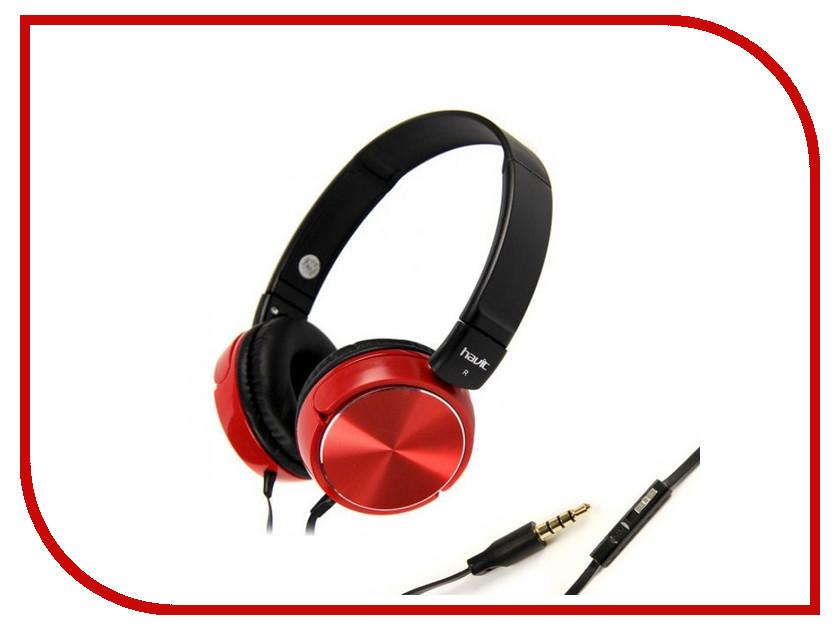все цены на Havit HV-H2178D Red онлайн
