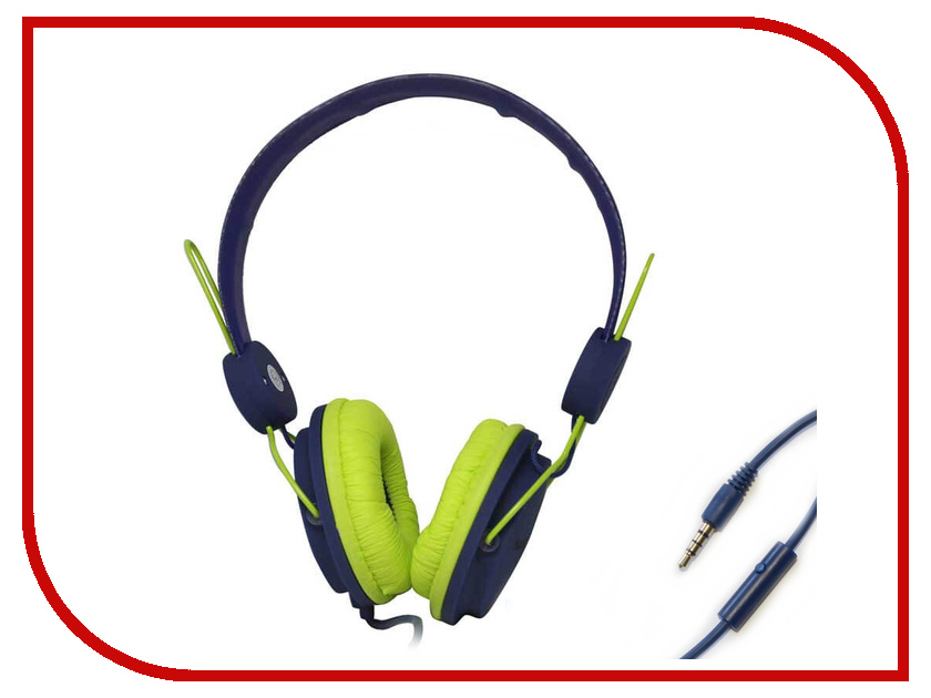 все цены на Гарнитура Havit HV-H2198D Blue-Green онлайн