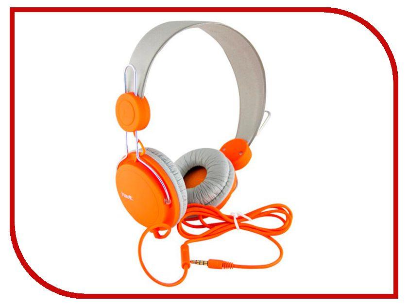 Гарнитура Havit HV-H2198D Grey-Orange
