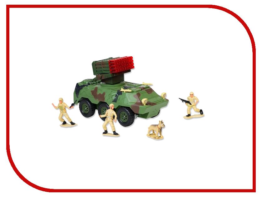Игрушка Mioshi Army Бронетранспортер MAR1207-002 mioshi 30см mar1207 001