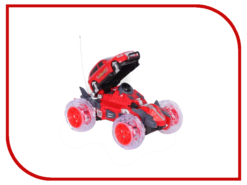 Игрушка Mioshi Tech Bubble Car Red MTE1201-035 mar1103 010 mioshi
