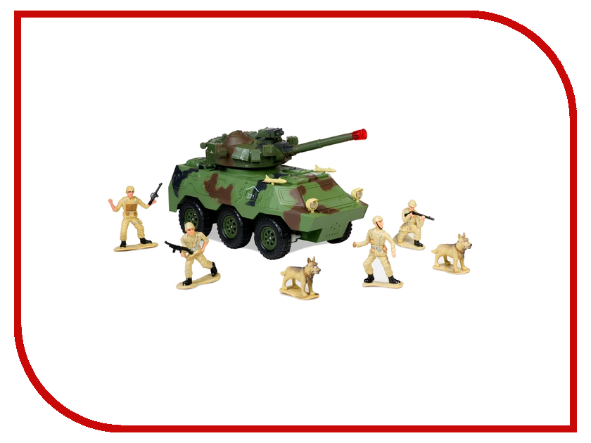 Игрушка Mioshi Army Танк MAR1207-001 игрушка танк