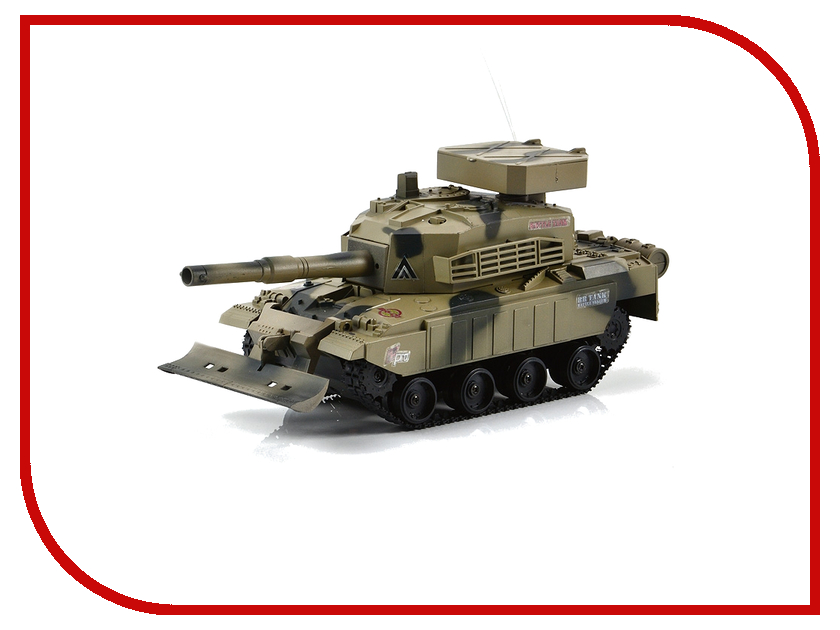 Игрушка Mioshi Army Танк Тигр-грейдер MAR1207-017