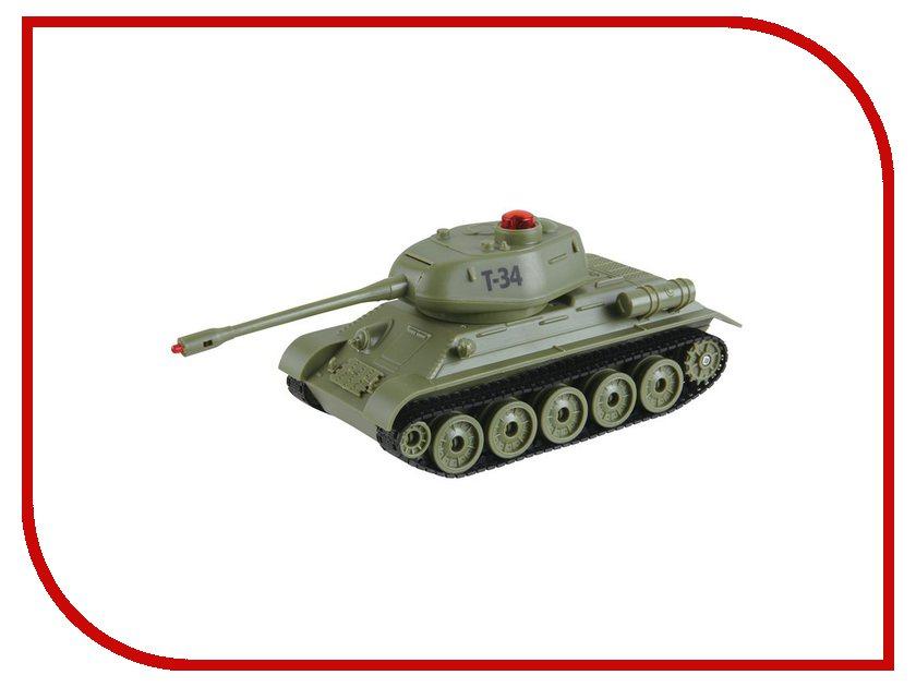 Игрушка Mioshi Army Танковый Бой Легендарная 34-ка MAR1207-025 квадрокоптер mioshi tech 3d макси дрон 27 mte1209 025