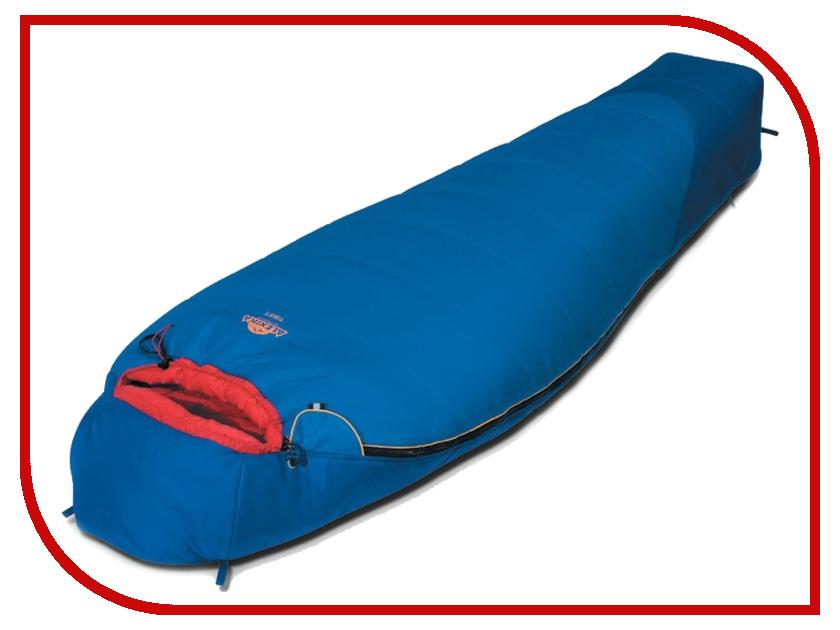 Спальник Alexika Tibet Compact L Blue 9204.03052