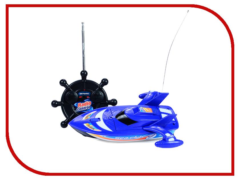 Радиоуправляемая игрушка Mioshi Tech Катер Перехватчик-X21 MTE1205-010
