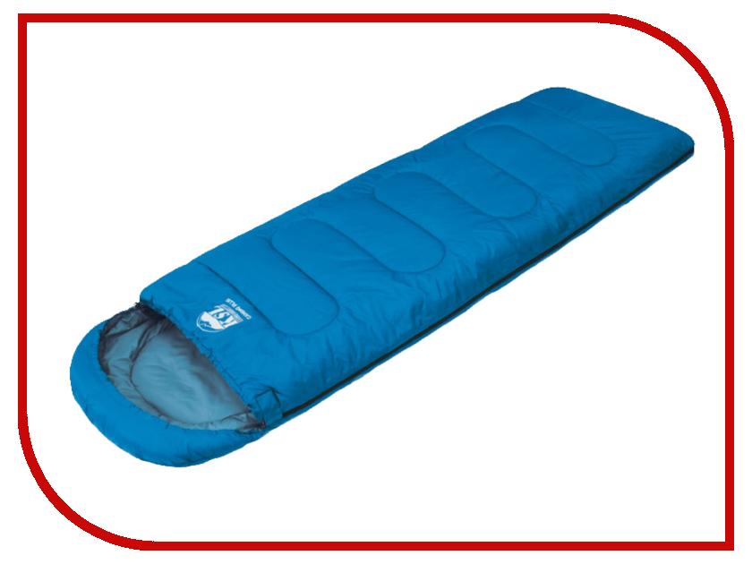 Cпальный мешок Tramp Walrus L Indigo-Black TRS-012.06
