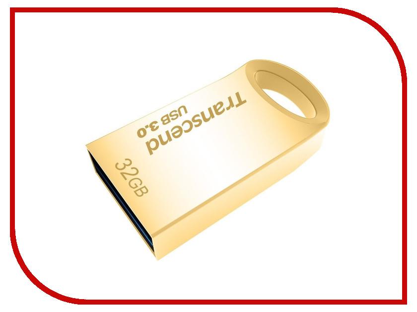 USB Flash Drive 32Gb - Transcend JetFlash 710 TS32GJF710G transcend jetflash 710 32гб золотой