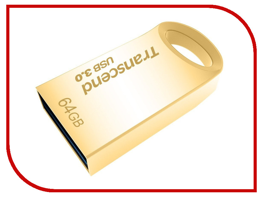 USB Flash Drive 64Gb - Transcend