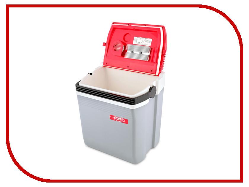 Холодильник автомобильный Ezetil E 28 S 12/230V 775785 автомобильный холодильник cw unicool 25 25л термоэлектрический 381421