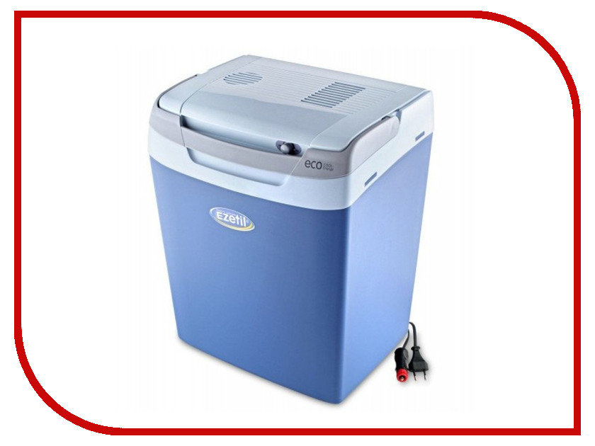 Холодильник автомобильный Ezetil E32 M 12/230V 776940 автомобильный холодильник cw unicool 25 25л термоэлектрический 381421