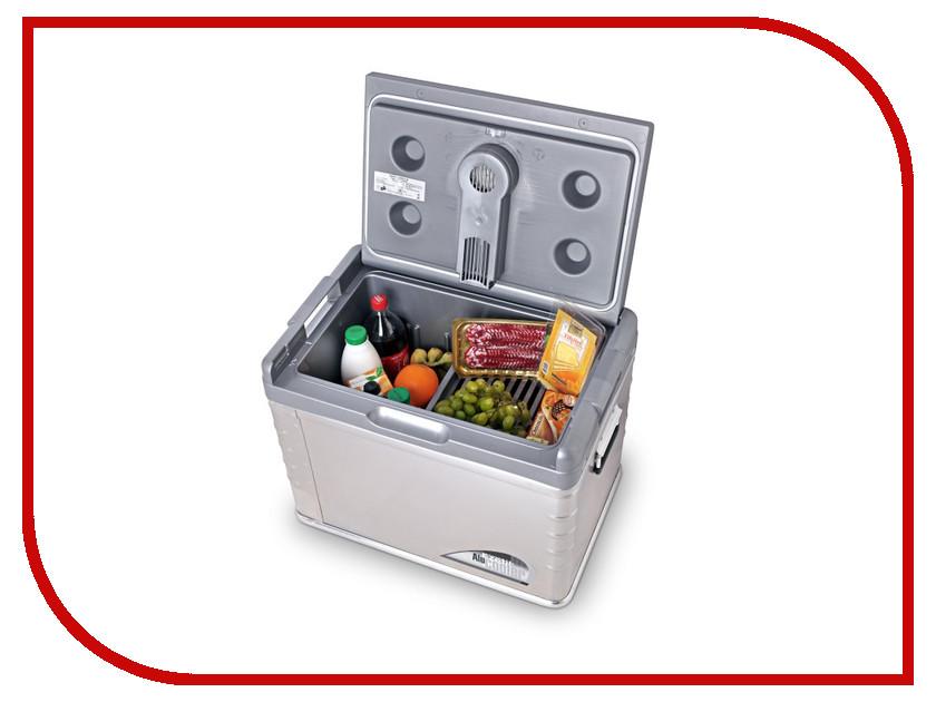 Холодильник автомобильный Ezetil E45 ALU 12V 772210 автомобильный холодильник cw unicool 25 25л термоэлектрический 381421