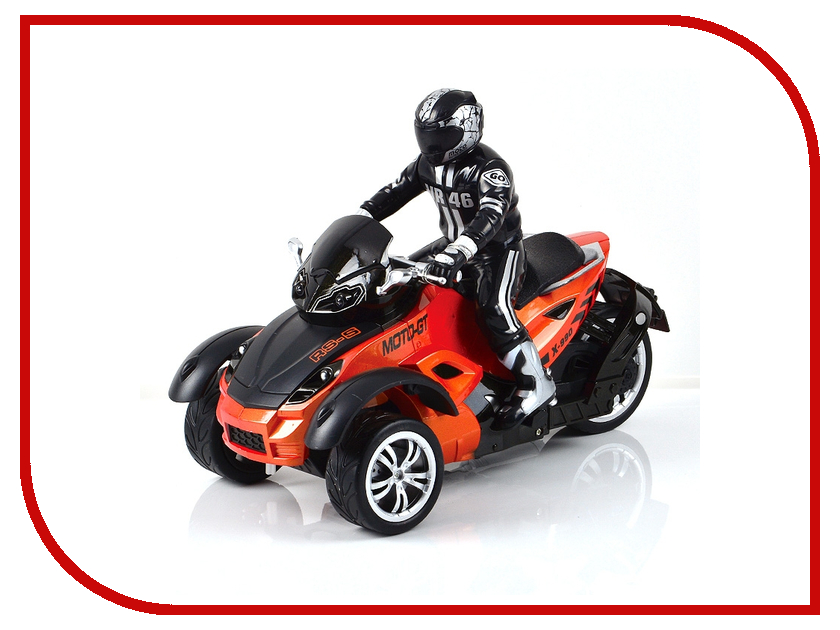 Игрушка Mioshi Tech Трицикл Экстрим Orange MTE1203-007 mar1103 010 mioshi