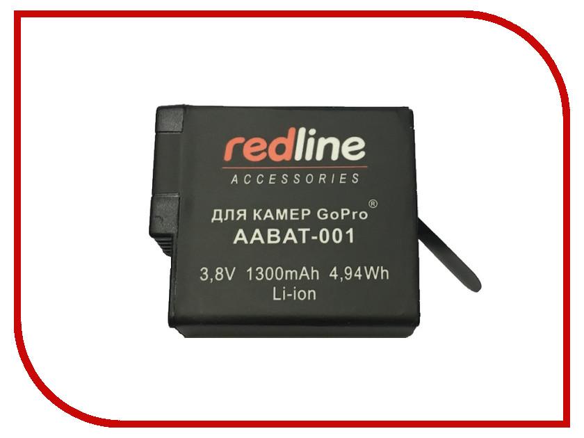 Аксессуар RedLine AABAT-RL01 аккумулятор для GoPro штатив redline rl 101