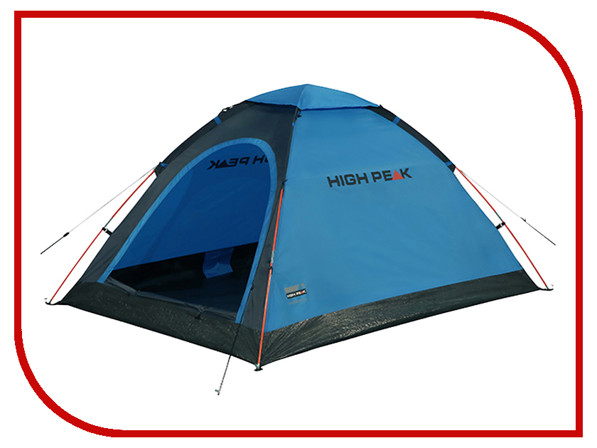 Палатка High Peak Monodome PU Blue 10158 high peak como 4