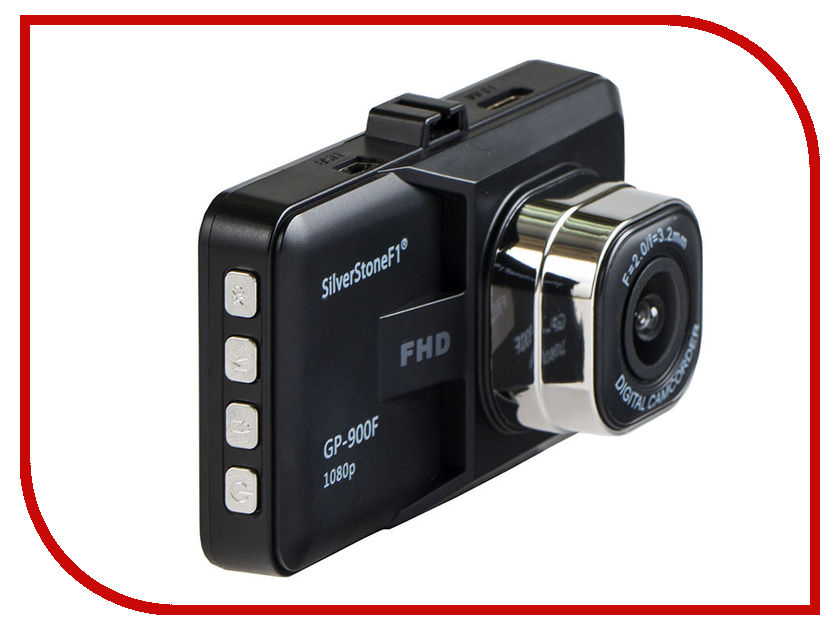 Видеорегистратор SilverStone F1 GP-900F f1 findme