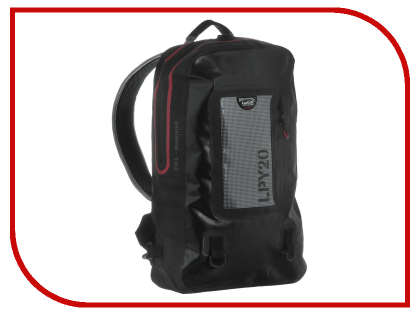 Сумка La Playa Back Pack 20 Black 800801