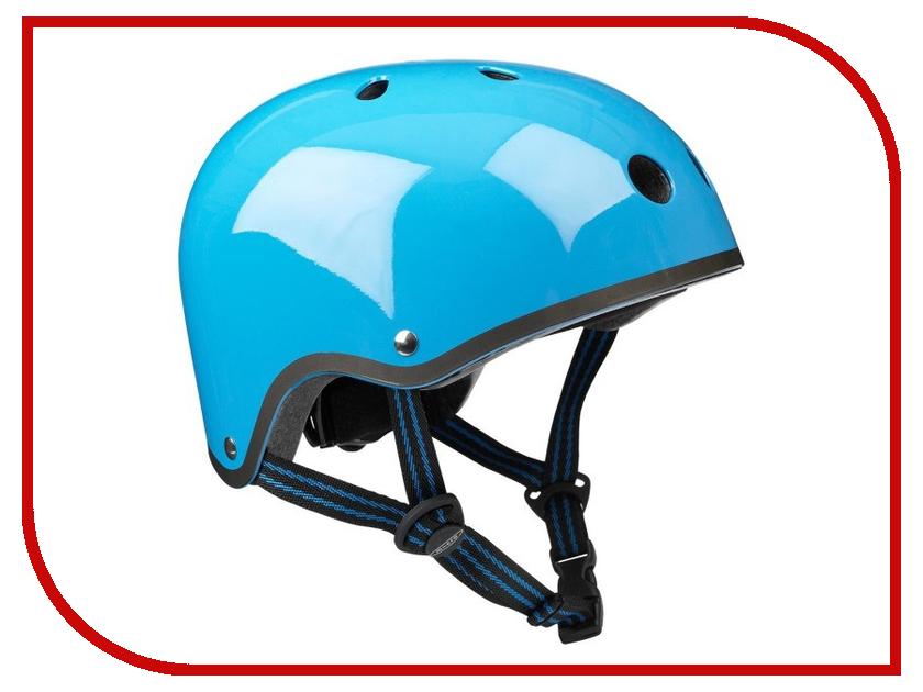 Шлем Micro Blue Neon M micro шлем