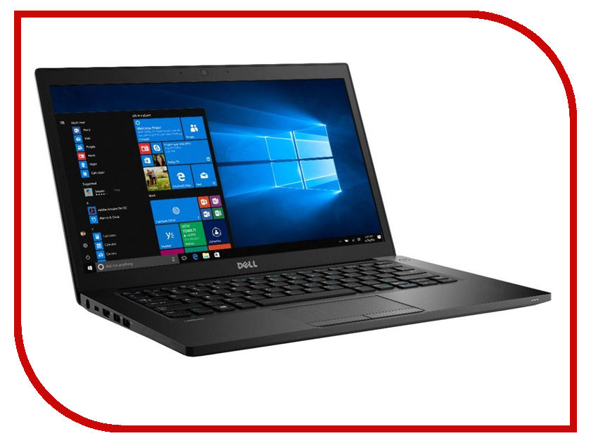 Ноутбук Dell Latitude 7480 7480-8678 (Intel Core i7-7600U 2.8GHz/8192Mb/512Gb SSD/Intel HD Graphics/Wi-Fi/Bluetooth/Cam/14.0/1920x1080/Windows 10 64-bit) ноутбук msi gp72 7rdx 484ru 9s7 1799b3 484 intel core i7 7700hq 2 8 ghz 8192mb 1000gb dvd rw nvidia geforce gtx 1050 2048mb wi fi bluetooth cam 17 3 1920x1080 windows 10 64 bit