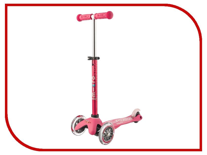Самокат Micro Mini Micro Deluxe Pink MMD003