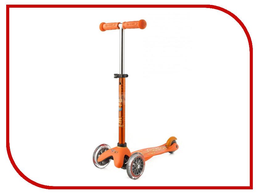 Самокат Micro Mini Micro Deluxe Orange MMD008