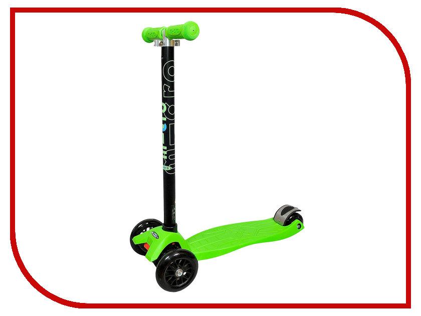 Самокат Micro Maxi Micro T Green MM0049