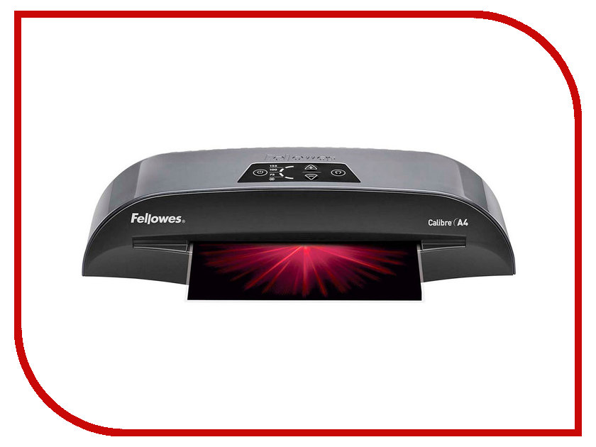 Ламинатор Fellowes Calibre A4 FS-57407 ламинатор fellowes l80