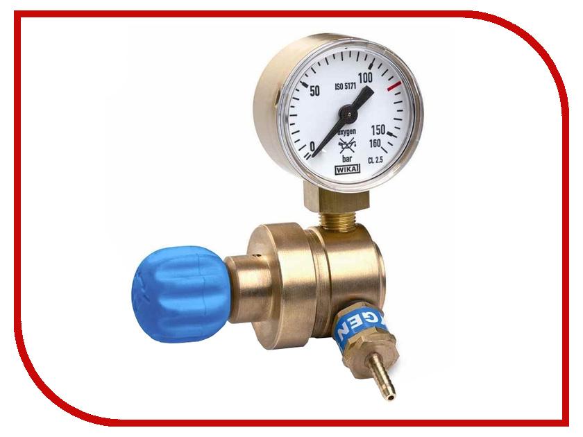 Аксессуар Регулятор подачи кислорода с манометром KEMPER 521