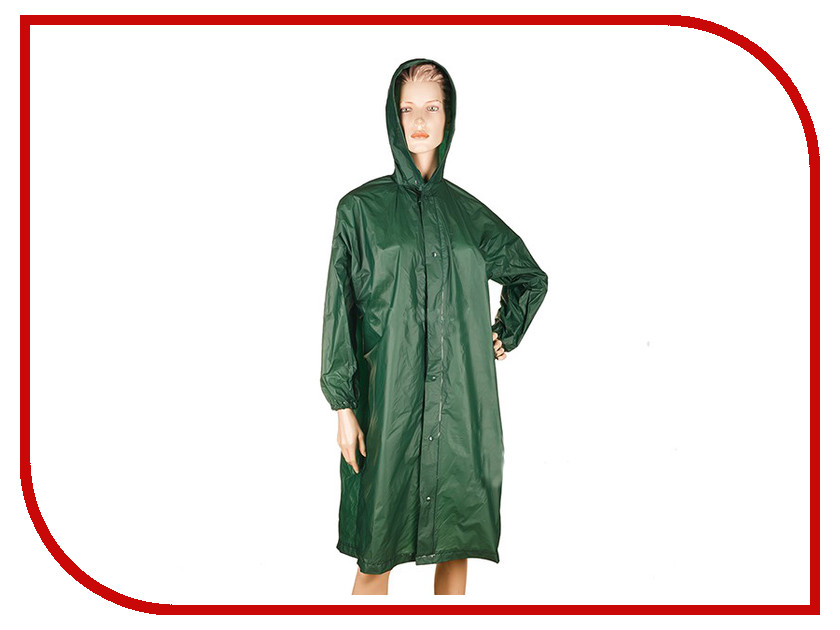 Плащ-дождевик Peva UM-125005 р.XL Green westone um pro30 clear