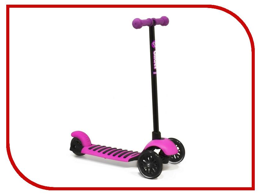 Самокат Y-BIKE Glider Mini Pink y bike glider maxi xl green